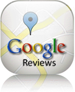 Logo di google reviews